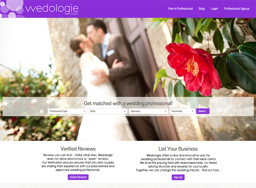 Wedologie_wedding_website_preview